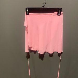 Balera Pink Ballet Skirt Adult Medium
